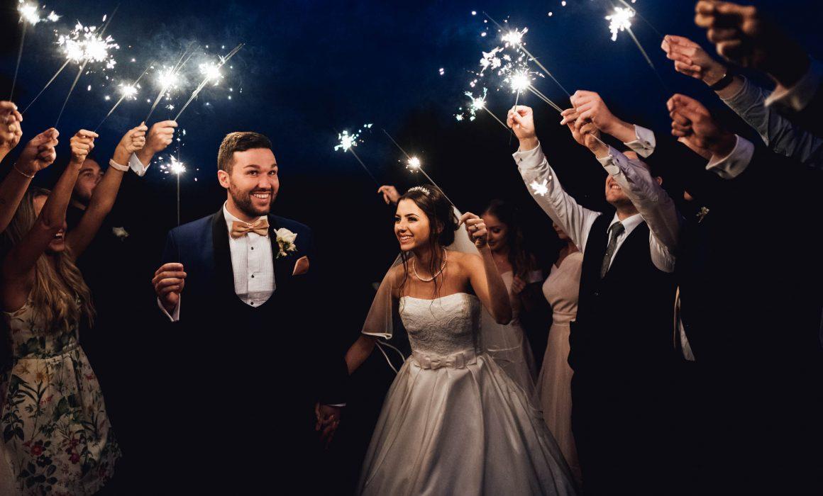 Dorset Wedding Photographer - Gina & Jamie - Stuart Dudleston