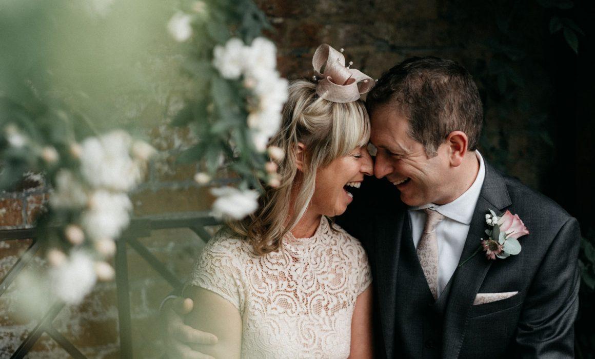 Wimborne Town Hall Jubilee Gardens Wedding