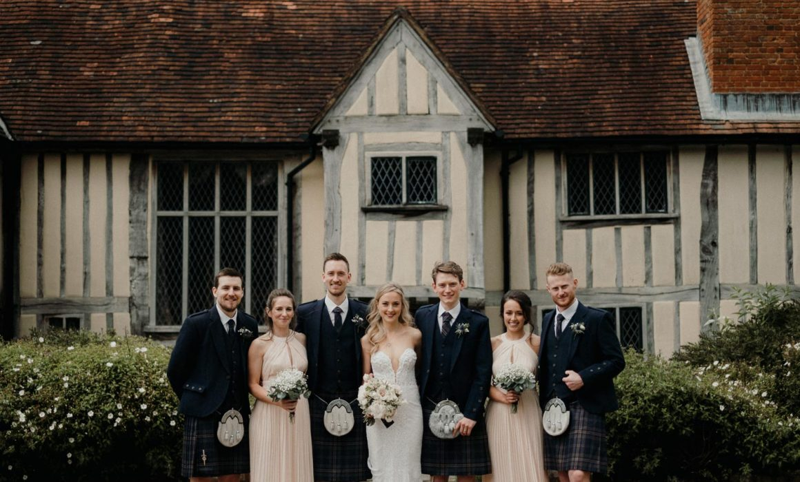 Best Hampshire Wedding Venues - Cain Manor