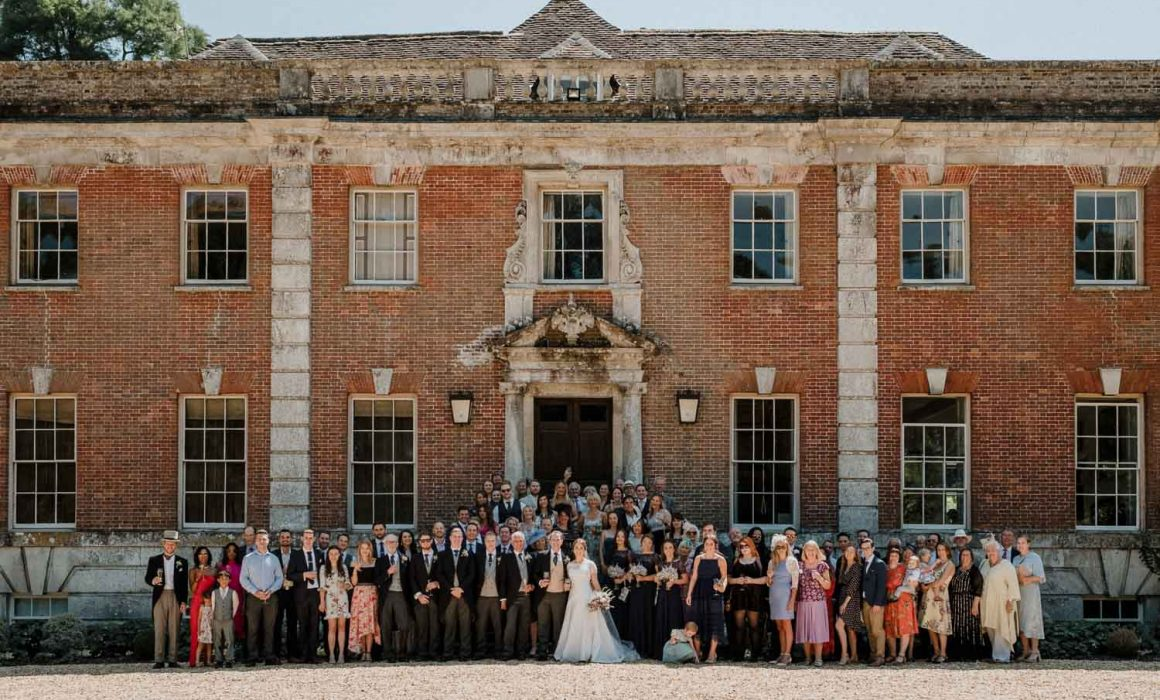 Best Dorset Wedding Venues - Deans Court in Wimborne