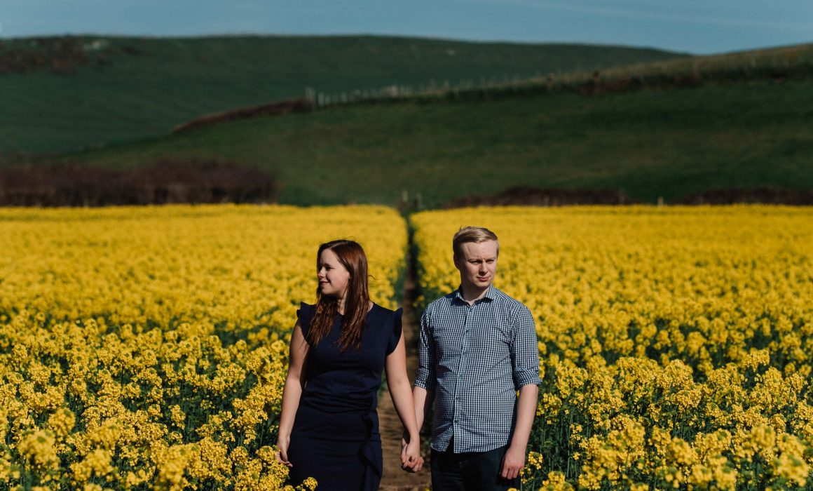 Dorset Jurassic Coast Engagement Shoot Heather Leon Stuart Dudleston Photography 6664