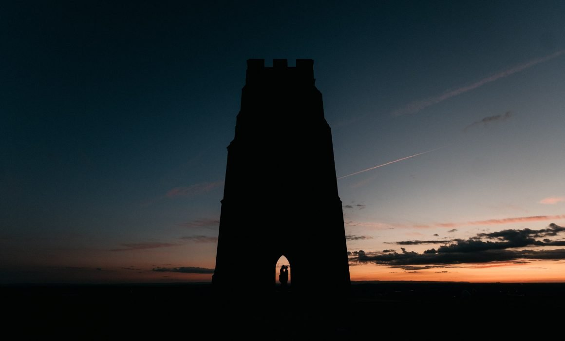 Glastonbury Tor Engagement Session Roberta Mike 3402