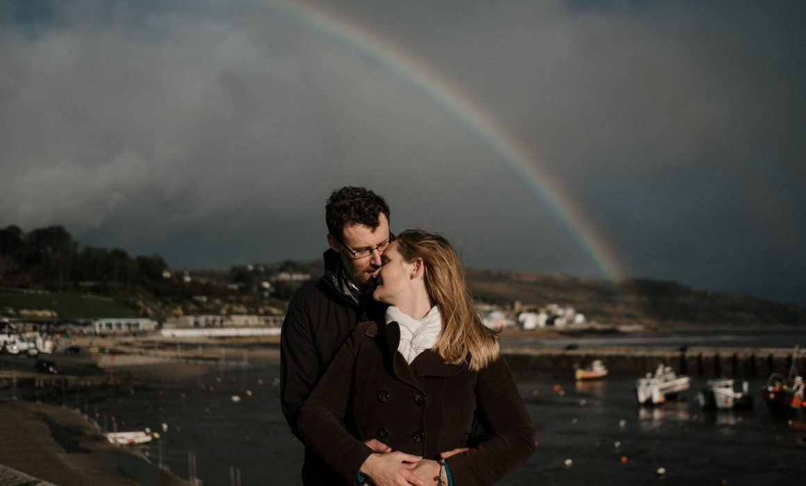 Lyme Regis Dorset Engagement Session AbiSteve Stuart Dudleston Photography 18 1