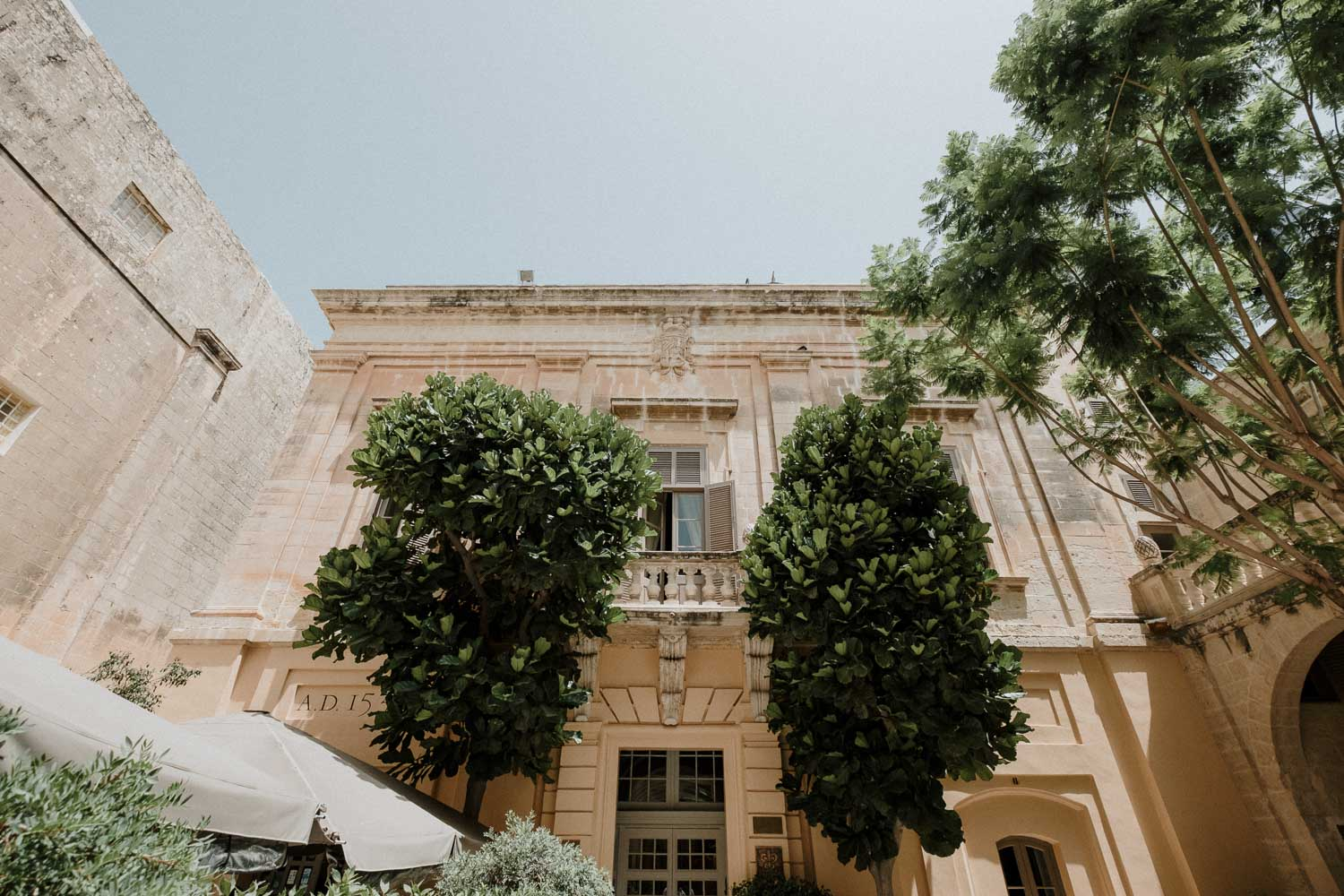 Malta Mdina Destination Wedding Photographer Villa Mdina LozzyRichard Stuart Dudleston Photography 4 1