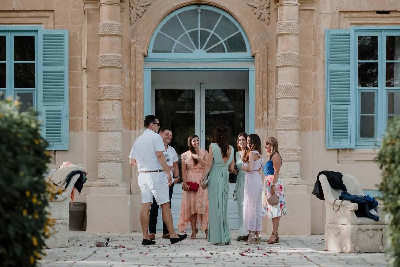 Malta Mdina Destination Wedding Photographer Villa Mdina LozzyRichard Stuart Dudleston Photography 93