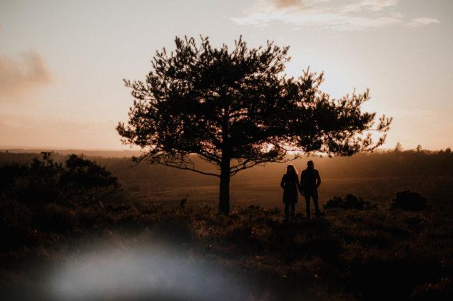 New Forest Engagement Session Lindsay Garry Stuart Dudleston Photography 28