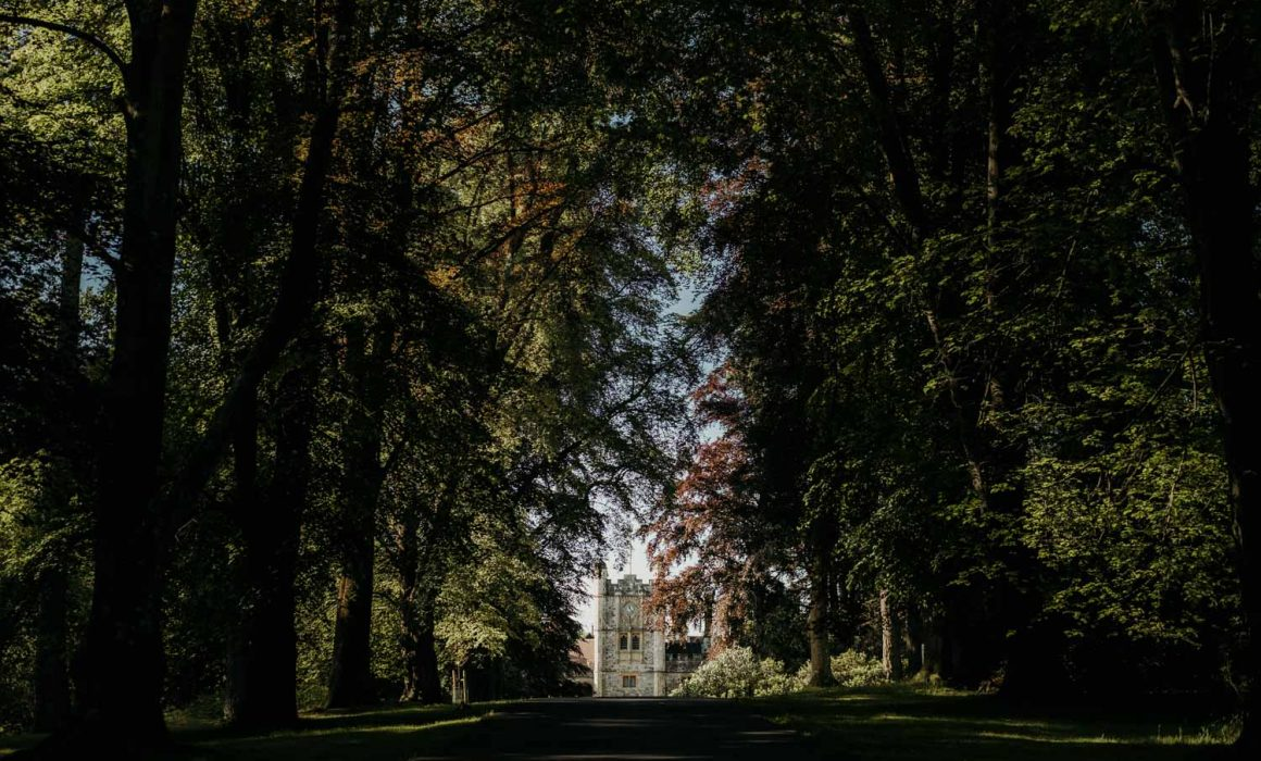 Best Hampshire Wedding Venues - Rhinefield House in the New Forest