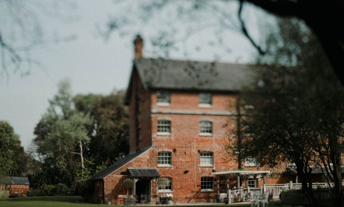 Best Dorset Wedding Venues - Sopley Mill
