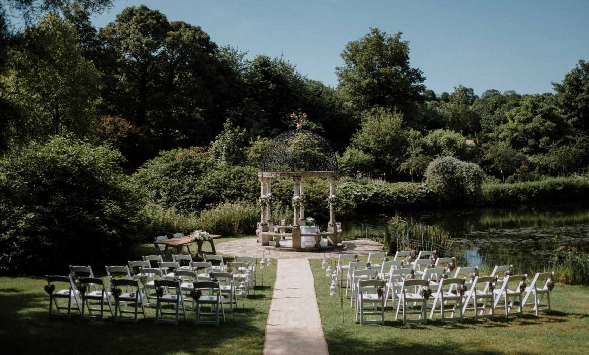 Best Dorset Wedding Venues - Springhead Trust at Fontmell Magna